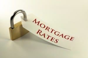 mortgage rtates tag padlocked