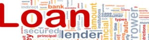 loan type word cloud